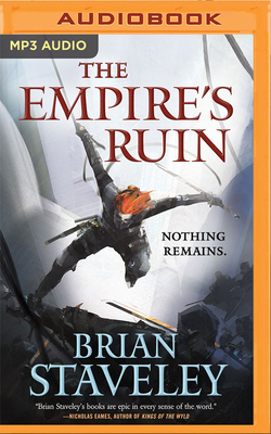 Cover for The Empire's Ruin