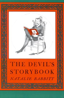 The Devil's Storybook Cover