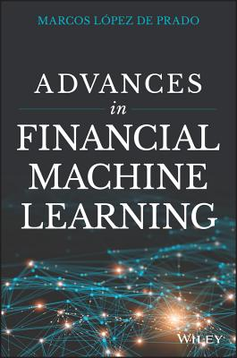 Advances in Financial Machine Learning Cover Image