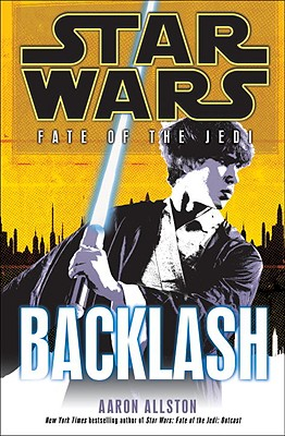 Backlash: Star Wars (Fate of the Jedi) Cover Image