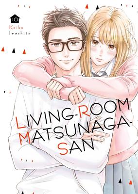 Cover for Living-Room Matsunaga-san 10