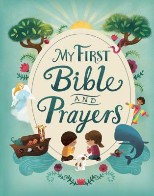 My First Bible and Prayers Cover Image