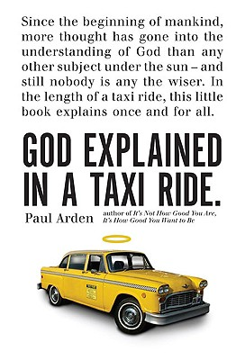 God Explained in a Taxi Ride. Cover