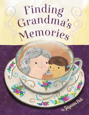 Cover for Finding Grandma's Memories
