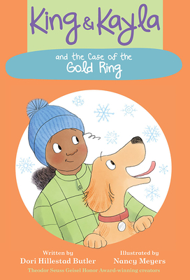 King & Kayla and the Case of the Gold Ring Cover Image