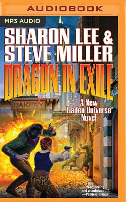 Dragon in Exile (Liaden Universe Novels #18) Cover Image
