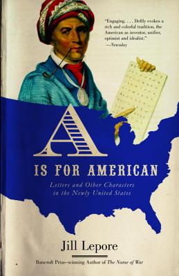 A is for American Cover