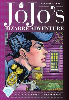 JoJo's Bizarre Adventure: Part 4--Diamond Is Unbreakable, Vol. 2 (JoJo's Bizarre Adventure: Part 4--Diamon #2) Cover Image