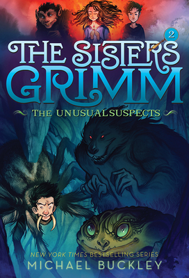 Unusual Suspects (the Sisters Grimm #2): 10th Anniversary Edition Cover Image