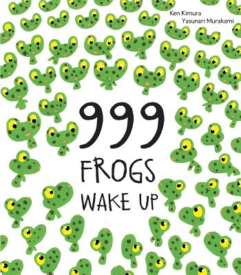 999 Frogs Wake Up Cover