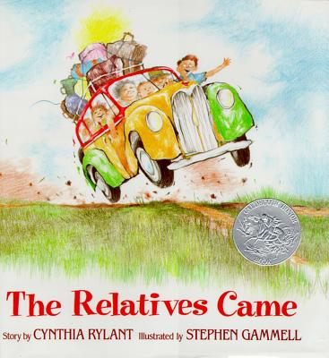 The Relatives Came Cover Image