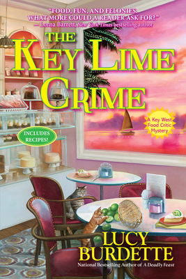 The Key Lime Crime: A Key West Food Critic Mystery Cover Image