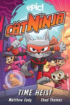 Cover for Cat Ninja