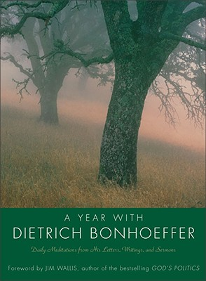 A Year with Dietrich Bonhoeffer Cover
