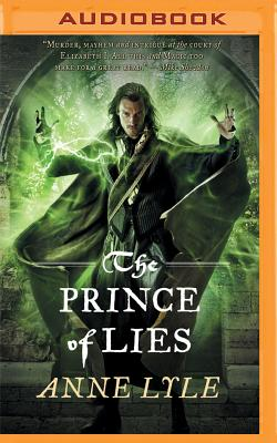 Cover for The Prince of Lies (Night's Masque #3)