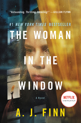 The Woman in the Window [Movie Tie-in]: A Novel Cover Image