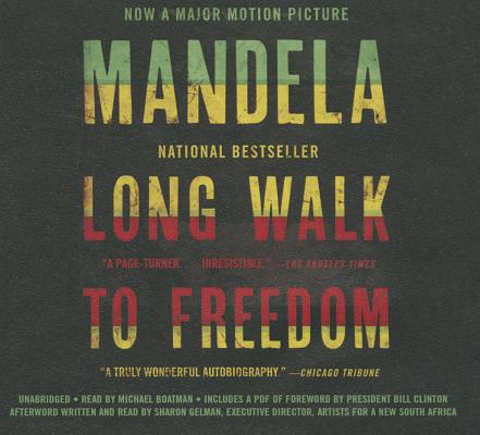 Cover for Long Walk to Freedom Lib/E