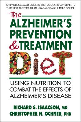 Cover for The Alzheimer's Prevention and Treatment Diet