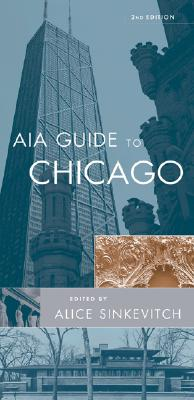 AIA Guide to Chicago Cover