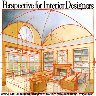 Perspective for Interior Designers Cover
