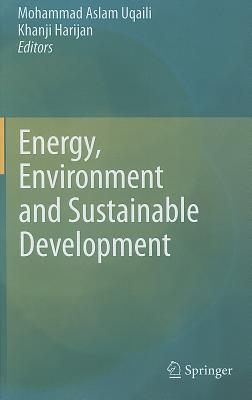Energy, Environment and Sustainable Development Cover Image