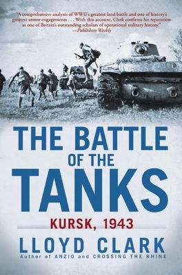 The Battle of the Tanks Cover
