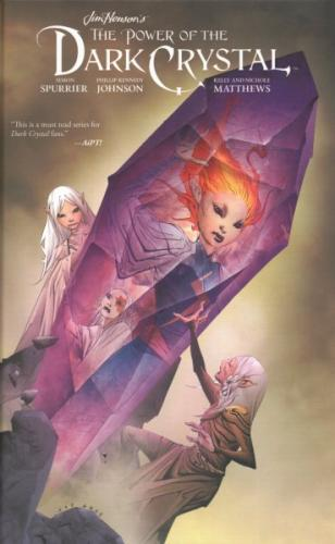 Jim Henson's The Power of the Dark Crystal Vol. 3 Cover Image