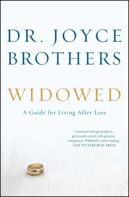 Widowed: A Guide for Living After Loss Cover Image