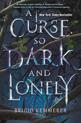 A Curse So Dark and Lonely (The Cursebreaker Series) Cover Image