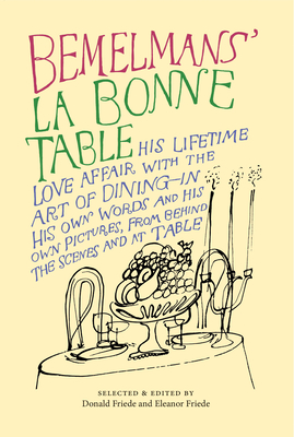La Bonne Table Cover