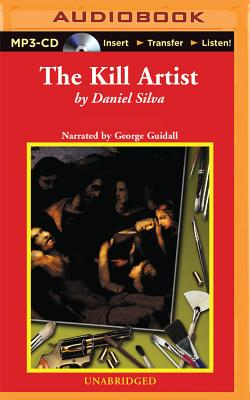 The Kill Artist (Gabriel Allon #1) Cover Image