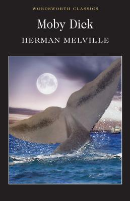 Moby Dick (Wordsworth Classics) Cover Image