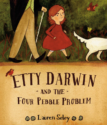 Etty Darwin and the Four Pebble Problem Cover Image