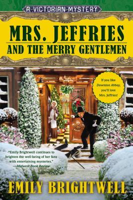 Mrs. Jeffries and the Merry Gentlemen Cover Image