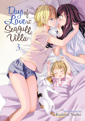 Days of Love at Seagull Villa Vol. 3 Cover Image