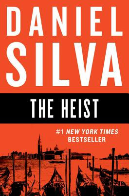 The Heist (Gabriel Allon #14) Cover Image