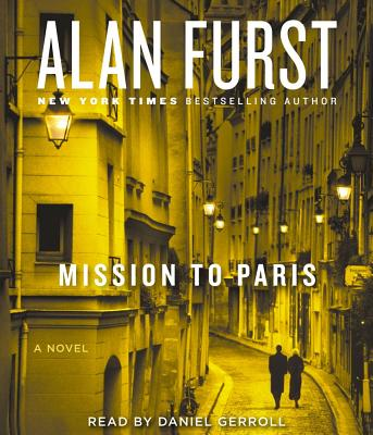 Mission to Paris Cover Image