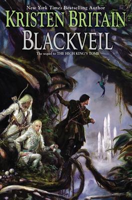 Blackveil (Green Rider #4) Cover Image