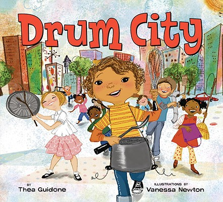 Drum City Cover