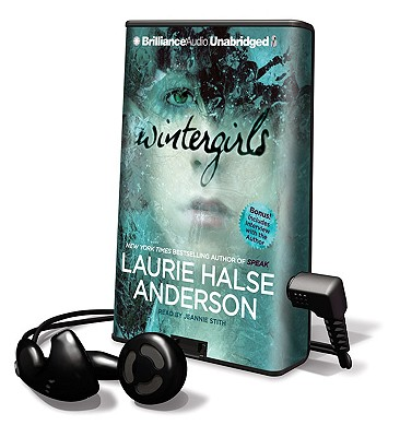 Wintergirls (Playaway Young Adult) Cover Image