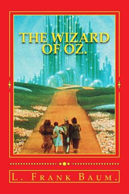 The Wizard of Oz. Cover Image