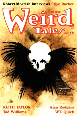 Weird Tales 292 (Fall 1988) Cover