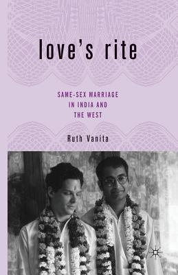 Cover for Love's Rite