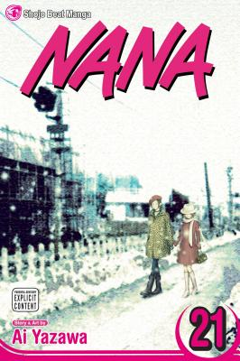 Nana, Vol. 21 Cover Image