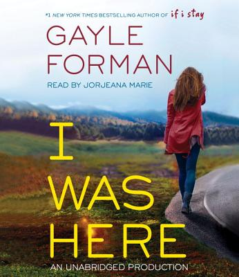 Cover for I Was Here