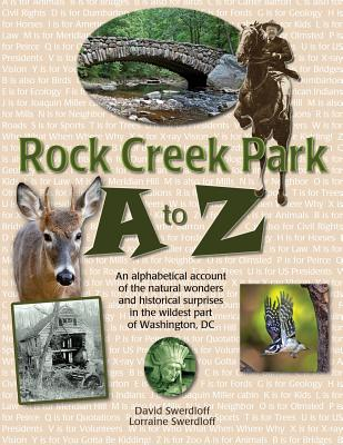 Rock Creek Park A to Z Cover Image