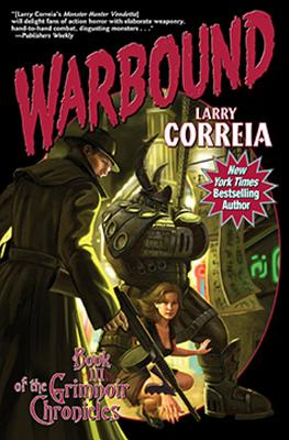 Warbound: Book Three of the Grimnoir Chronicles Cover Image