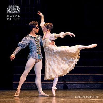 The Royal Ballet Wall Calendar 2021 (Art Calendar) Cover Image