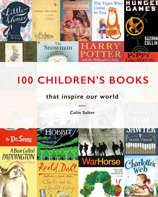 100 Children's Books that Inspire Our World Cover Image