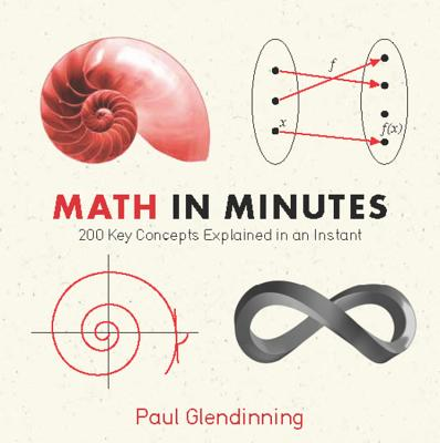 Math in Minutes Cover Image